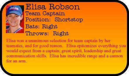 Elisa Robson