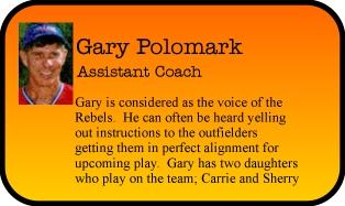 Gary Polomark: Coach